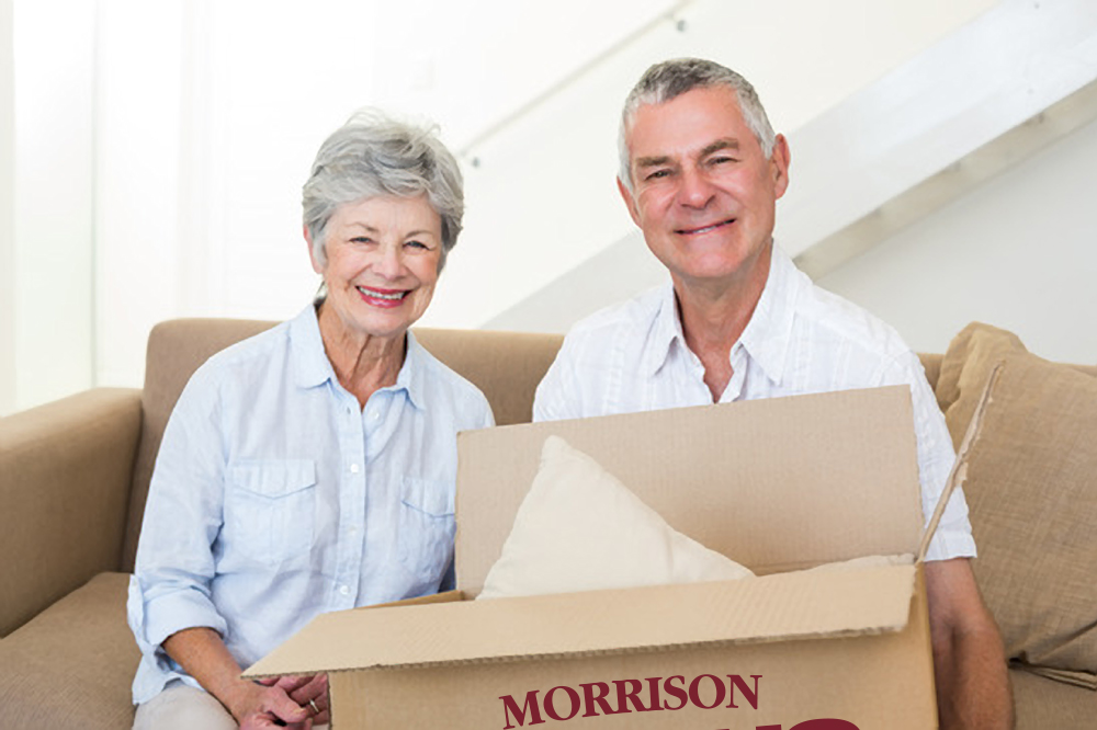 Stress-Free Senior Moving Program